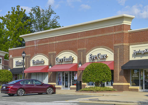 Cary Park Town Center: