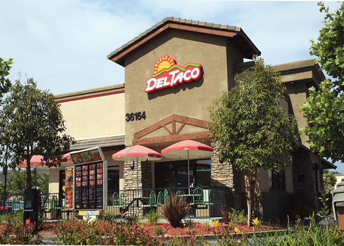 Bear Creek Village Center: Del Taco